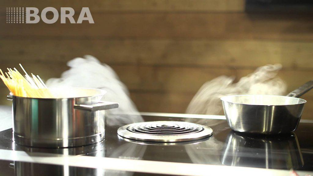 Bora Classic: La hotte d'aspiration nouvelle génération